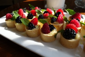 CC 4.29.14 3.2 Fresh Fruit Tarts