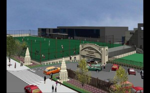 Pilgrims School Field of Dreams design pic