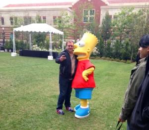 Bart Simpson USC 3