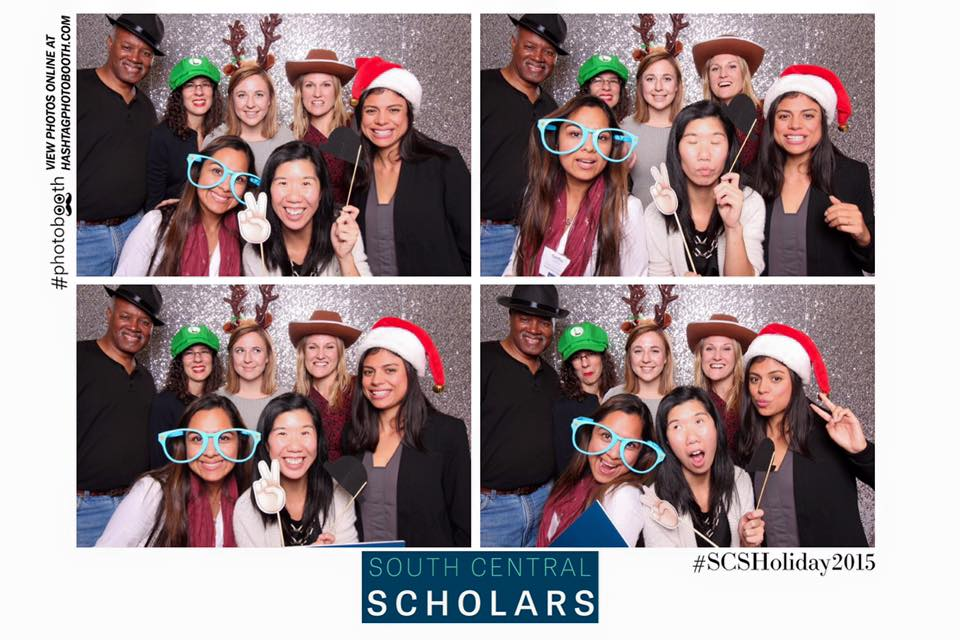 usc south cenral scholars
